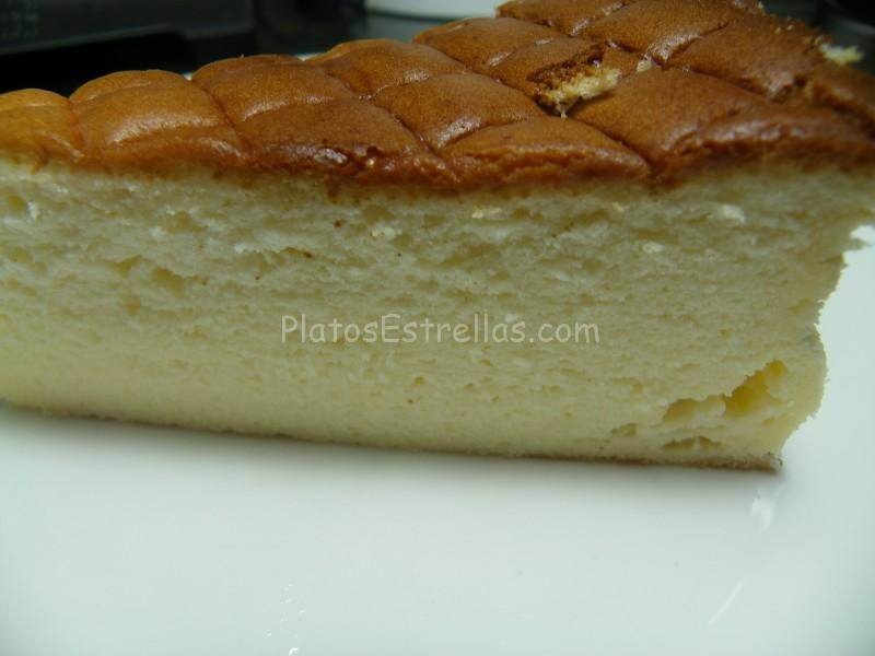 tarta Requesón / Palmelita Bajamar